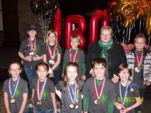 2014 Claremore Quizzers